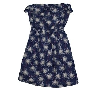 Lilly Pulitzer sleeveless strapless dress large